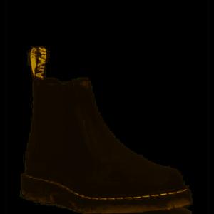 Dr martens – scarpa unisex con elastici  2976 SR dark brown